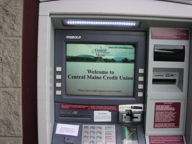 Central Maine Federal Credit Union